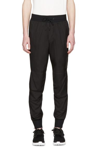 Y-3 SPORT - Black Ultralight Lounge Pants