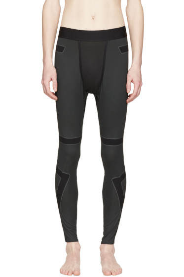 Y-3 SPORT - Black Techfit Lounge Pants