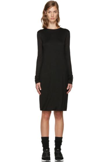 Acne Studios - Black Jersey Nalani Dress