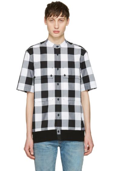 Helmut Lang - Black Combo SS Shirt