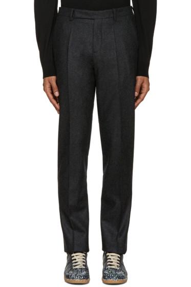 Maison Margiela - Grey Wool Trousers