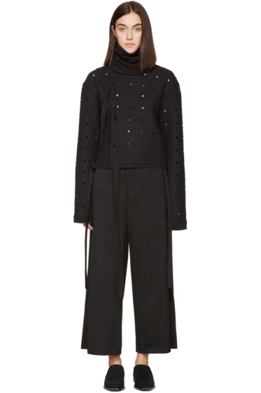Damir Doma - Black Welles Turtleneck
