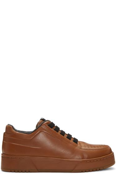 3.1 Phillip Lim - Brown PL31 Sneakers