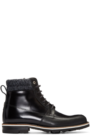 Want Les Essentiels - Black Kloten Boots