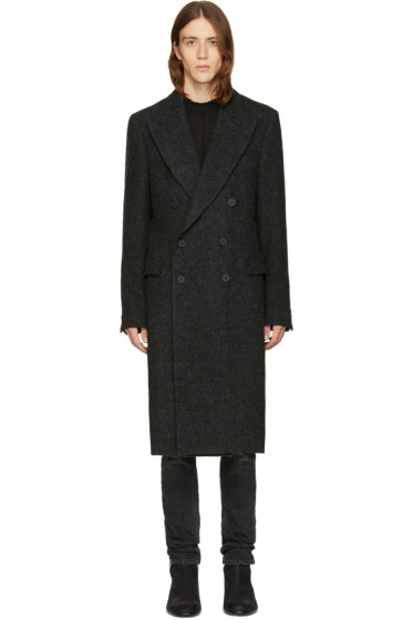 BLK DNM - Grey 5 Coat