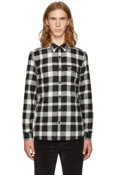 Burberry - Black Lewisham Shirt