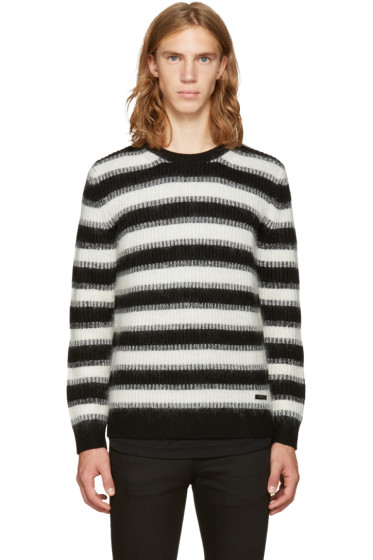 Burberry - Black Stockley Punk Sweater