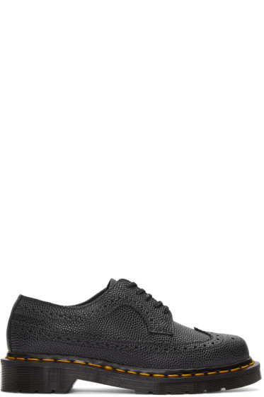 Dr. Martens - Black Made In England Brogues