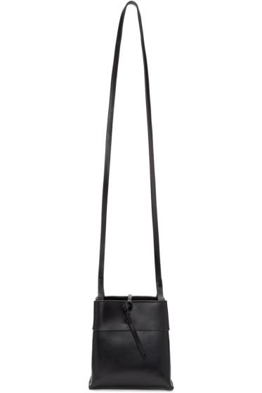 Kara - Black Nano Tie Bag