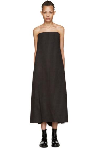 Yang Li - グレー クチュール  No. 6 ドレス