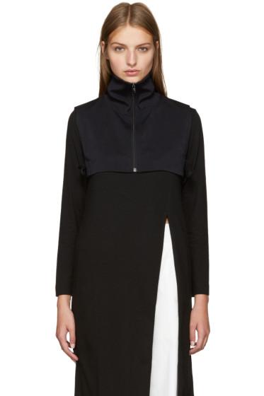 Facetasm - Black Turtleneck Collar