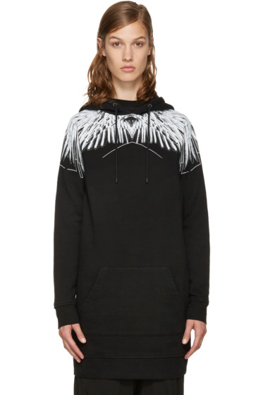 Marcelo Burlon County of Milan - Black Paloma Hoodie