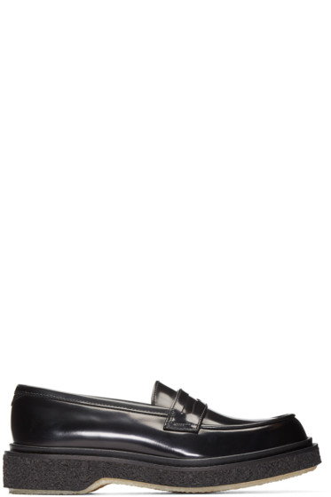 Adieu - Black Type 5C Loafers