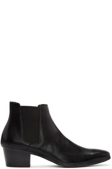 Lad Musician - Black Chelsea Boots
