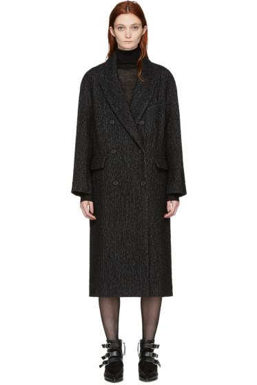 Isabel Marant - Black Habra Coat