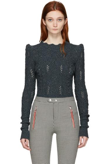 Isabel Marant - Blue Debie Sweater