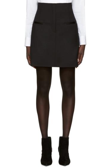 Pallas - Black Calliopee Miniskirt