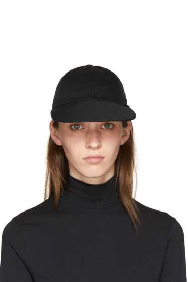 Vetements - Black Logo Tour Cap