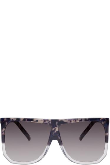 Loewe - Blue Filipa Sunglasses