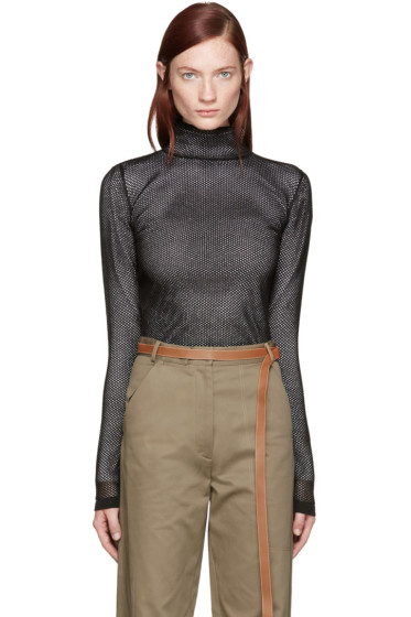 Loewe - Black Layered Turtleneck