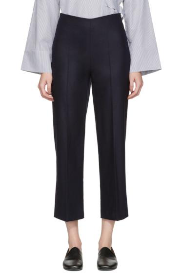Navy Pandora Trousers Harmony