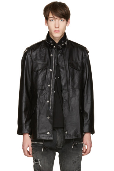 99% IS - Black Taxi Driver Jacket