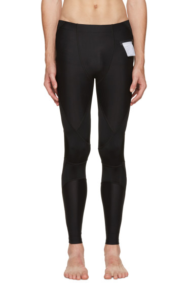 Satisfy - Black Compression Leggings