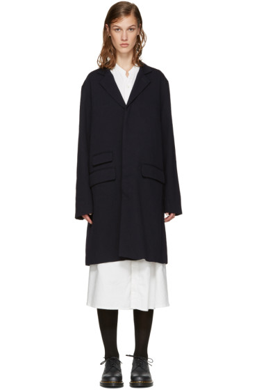 Chimala - Navy Military Coat