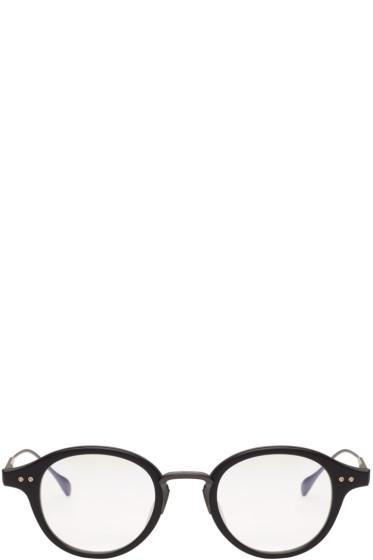 Dita - Black Spruce Glasses