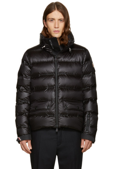 Moncler Grenoble - Black Down Buisses Jacket
