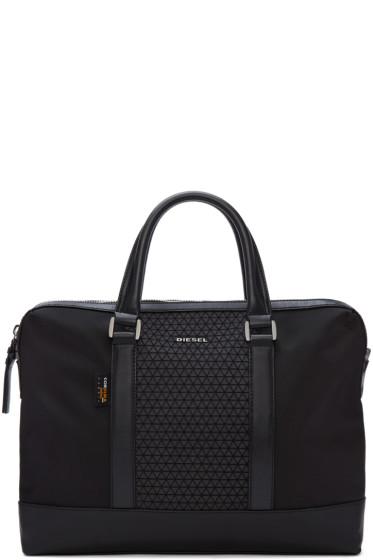 Diesel - Black M-Move To Briefcase