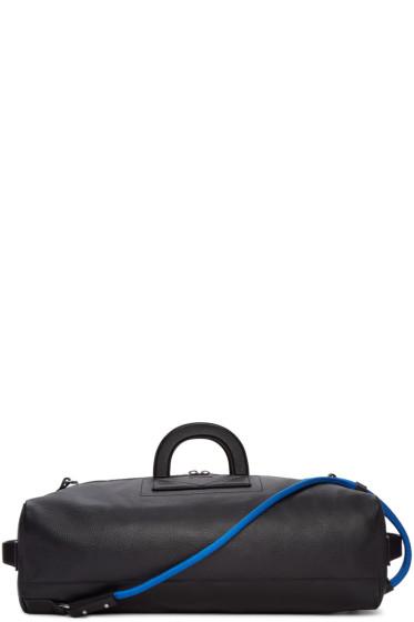 Diesel - Black L-Signatured Bag