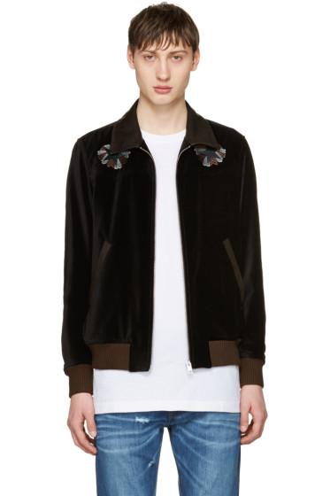 Diesel - Black J-Varadero Jacket
