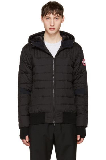 Canada Goose - Black Down Cabri Jacket