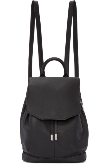 Rag & Bone - Black Mini Pilot Backpack
