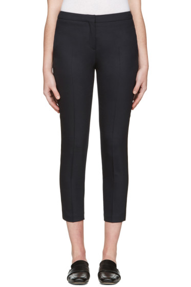 Rag & Bone - Navy Ara Trousers