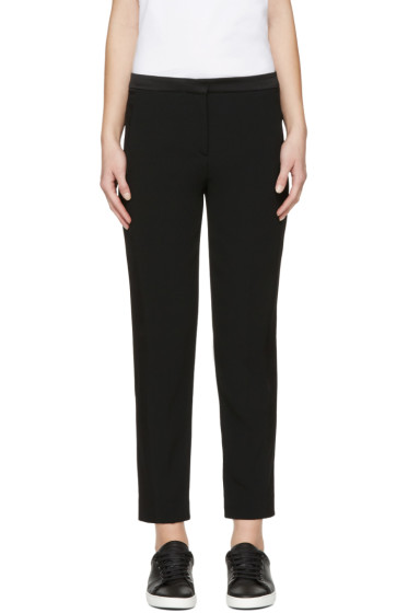 Rag & Bone - Black Tally Trousers