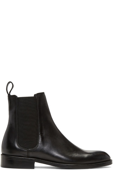 Tiger of Sweden - Black Alf Chelsea Boots