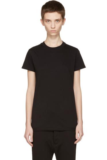 Rick Owens Drkshdw - Black Crew Level T-Shirt