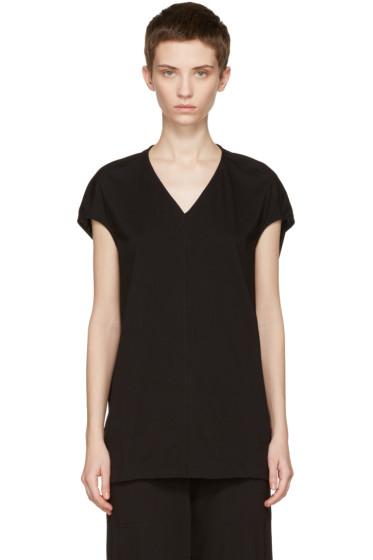 Rick Owens Drkshdw - Black Floating T-Shirt