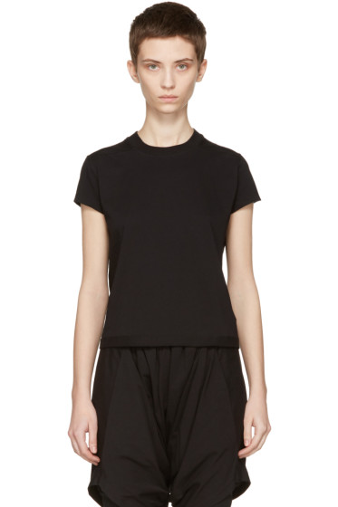 Rick Owens Drkshdw - Black Small Level T-Shirt