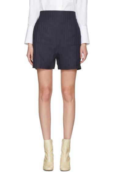 Acne Studios - Navy Sachi Shorts