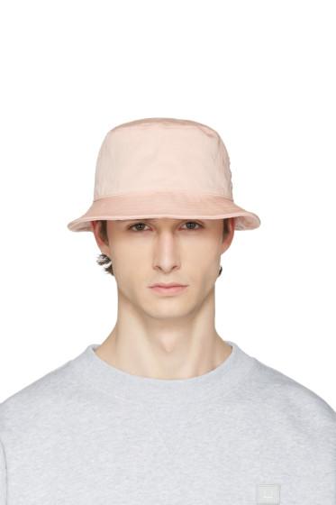 Acne Studios - Pink Buk A Bucket Hat