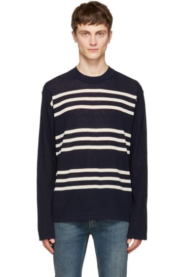 Acne Studios - Navy Kusaja Sweater