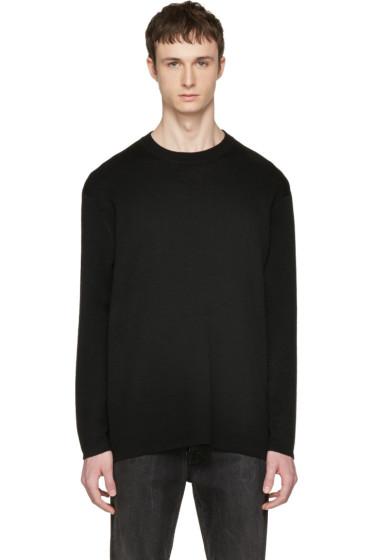 Acne Studios - Black Kicha Sweater