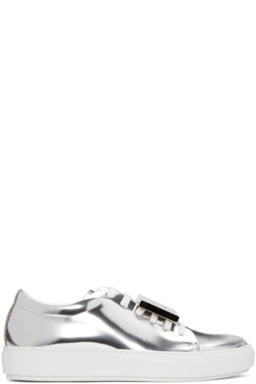 Acne Studios - Silver Adrian Sneakers