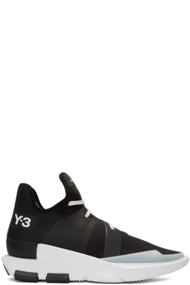 Y-3 - Black Noci Low Sneakers