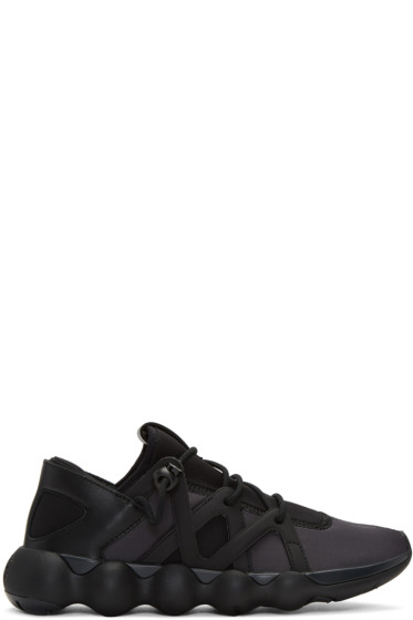 Y-3 - Black Kyujo Low Sneakers