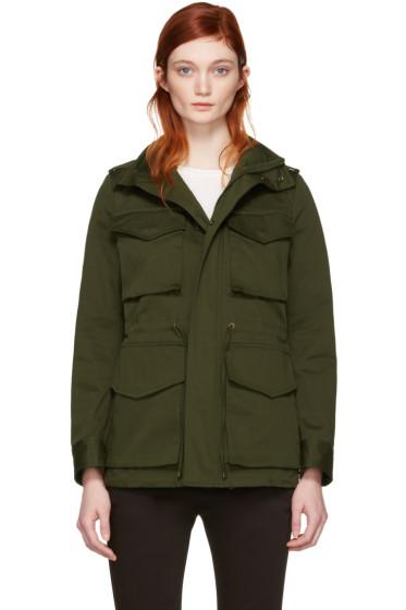 Dsquared2 - Green Kaban Utility Jacket
