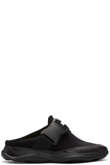 Christopher Kane - Black Spoiler Sneakers